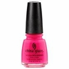 China Glaze Shocking Pink Nail Polish 70293