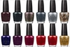 OPI Skyfall Collection, Holiday 2012