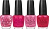 OPI Vintage Minnie Mouse Collection, Summer 2012