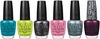 OPI Nicki Minaj Collection, Spring 2012