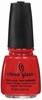 China Glaze Poinsettia Nail Polish 1020