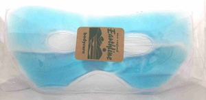 New England Naturals Earthline Large Blue Gel Eye Mask