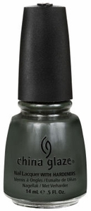 China Glaze Near Dark Nail Polish 986