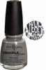 China Glaze Cracked Concrete Crackle Nail Polish  81052