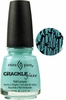 China Glaze Crushed Candy Crackle Nail Polish