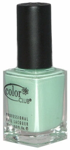 Color Club Blue-Ming Nail Polish 954