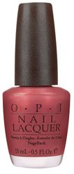 OPI More Time For Me Nail Polish NLW16