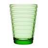 iittala Aino Aalto Apple Green Tumblers - Set of 2