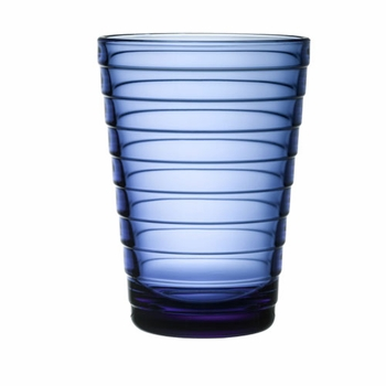 Iittala Aino Aalto Ultramarine Blue Tumblers - Set of 2 - Click to enlarge