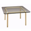 Artek Alvar Aalto  - Large Glass Top Table Y805A