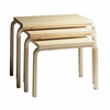 Artek Alvar Aalto - Coffee and End Tables