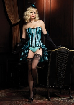 Leg Avenue Betty Corset