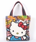 Hello Kitty Sticker Print Tote