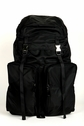 Prada Large Backpack V136 2009 - Black