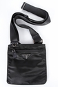 Prada Small Messenger Bag B7372 - Black