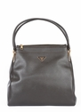 Prada Large Saffiano Leather Handbag BR4401 - Brown
