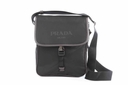 Prada Nylon Messenger Bag VA0770 - Black