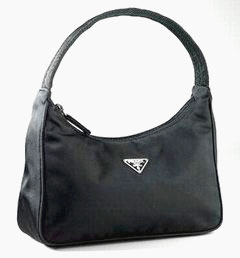 Prada Evening Bag MV515 - Black
