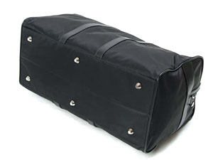 Prada Duffel Travel Bag V20 - Black
