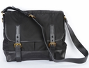 Prada Nylon Messenger Bag VA0814 - Black