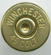 45 Long Colt Once Fired Pistol Brass 250 count