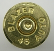 45 ACP Once Fired Pistol Brass  SMALL PRIMER 500 count