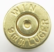 9 MM Once Fired Pistol Brass  500 count