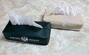 Junction Produce Luxury Tissue Box (PVC)