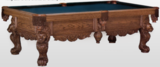 King Leo Pool Table CALL FOR PRICE