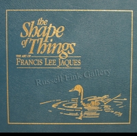 JAQUES:  THE SHAPE OF THINGS<br> - SPECIAL BOUND EDITION