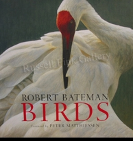 BATEMAN:  BIRDS - Signed by Artist