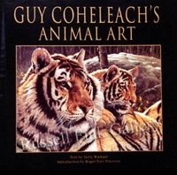 "<font color=""#808080"">COHELEACH:  GUY COHELEACH'S ANIMAL ART</font><font color=""#ffffff"">"