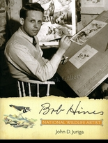 HINES:  BOB HINES: NATIONAL WILDLIFE ARTIST