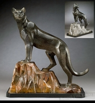 PANTHER:  PANTHER ALERT - <i>Maquette</i>