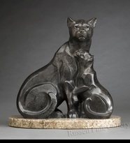 ROSETTA:  PANTHER'S PRIDE - <i>Maquette</i>
