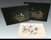 HAGERBAUMER: SPORTING IMAGES:<br>ETCHINGS, DRYPOINTS & DRAWINGS</a><br>- DELUXE EDITION