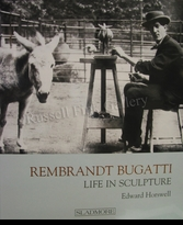 BUGATTI:  LIFE IN SCULPTURE