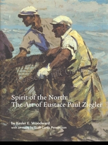 "ZIEGLER:  SPIRIT OF THE NORTH:</font></a><br><font color=""#ffffff"">--The Art of Eustace Paul Ziegler<br>---Softcover"