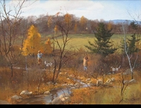 SMITH:  AUTUMN COVER WOODCOCK</a><br><b>- SOLD</b>
