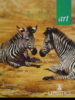 CHRISTIE'S SOUTH KENSINGTON -- 1994<br> -- WILDLIFE ART