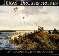 "TEXAS BRUSHSTROKES:<br>CONTEMPORARY IMAGES OF THE OUTDOORS</a><br><font color=""#ffffff"">--Carlson, Cowan, Ullberg</font>"