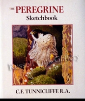 TUNNICLIFFE:  THE PEREGRINE SKETCHBOOK