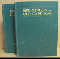 BIRD STUDIES AT OLD CAPE MAY:<br>An Ornithology of Coastal New Jersey