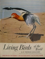 LIVING BIRDS OF THE WORLD