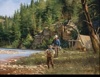 SMITH:  LOST CREEK CAMP</a><br><b>- SOLD</b>