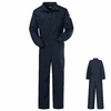 CEB2NV Flame Resistant EXCEL- FR Navy Deluxe Coverall