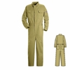 CED2KH EXCEL- FR™  Khaki Deluxe Contractor Coverall