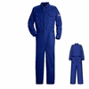 CED2RB EXCEL- FR™  Royal Blue Deluxe Contractor Coverall