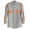 SP14WM Long Sleeve Enhanced Visibility Shirt