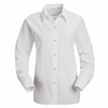 SP15WH  Long Sleeve Women's Specialized Pocketless Shirt